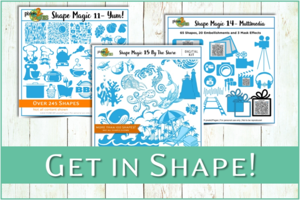 Get in Shape with Shape Magic